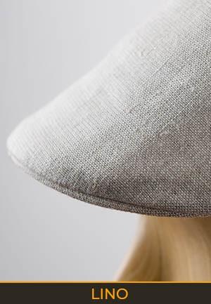 Gorras de lino